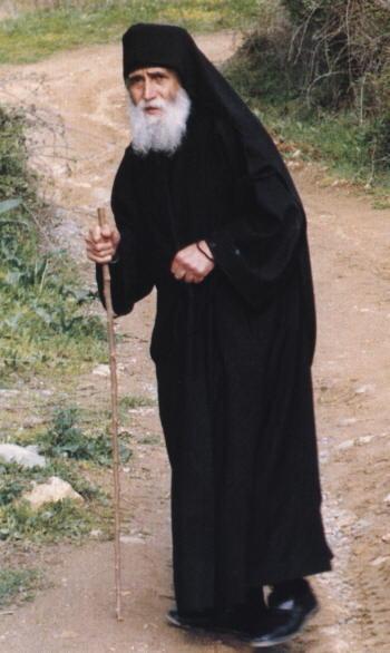 Αγιος Πα'ι'σιος